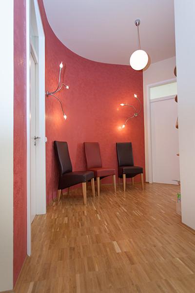 Praxis für Psychotherapie - motion4you - Fotografie der Räumlichkeiten